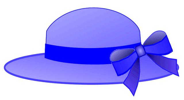 sun hat clipart - Hat Clipart