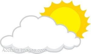 Sun Behind A Cloud Clip Art-Sun Behind A Cloud Clip Art-15