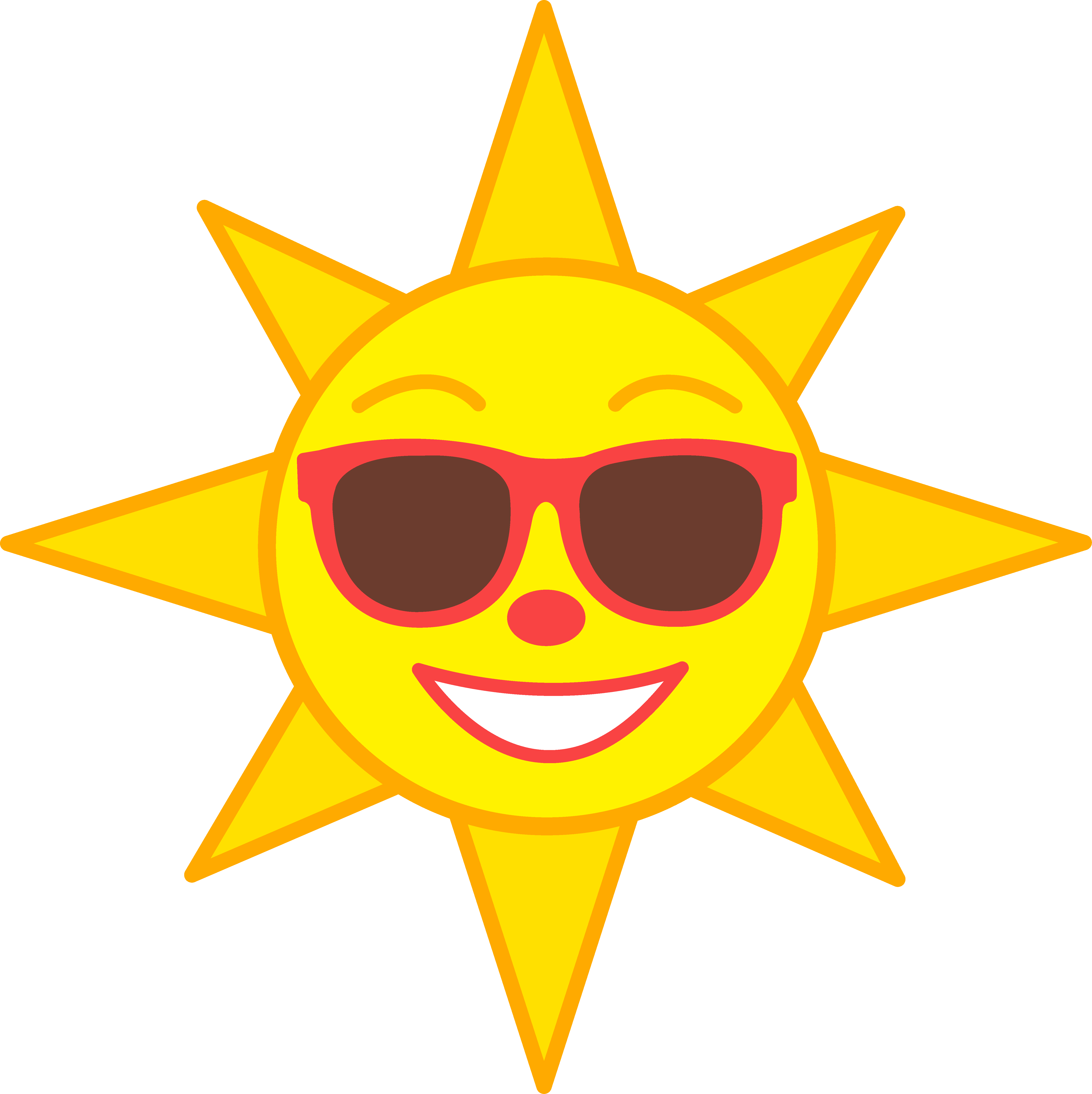Sun Clip Art | Clipart library - Free Clipart Images