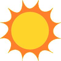 Sun Clip Art - Sun Clipart