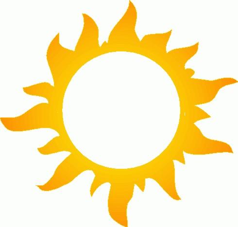 Sun Clipart clip art