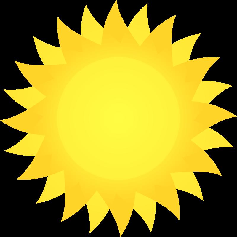 free sun clipart images | Free to Use u0026 Public Domain Sun Clip Art