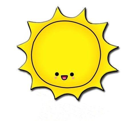 Sun Clipart Tattoo Idea C Sunshine Makes Me Smile Pinterest