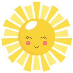 Sun special clipart