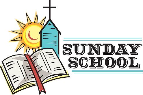 sunday school clip art