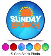 ... Sunday Brunch Shiny Button Set - An -... Sunday Brunch Shiny Button Set - An image of a Sunday Brunch.-17