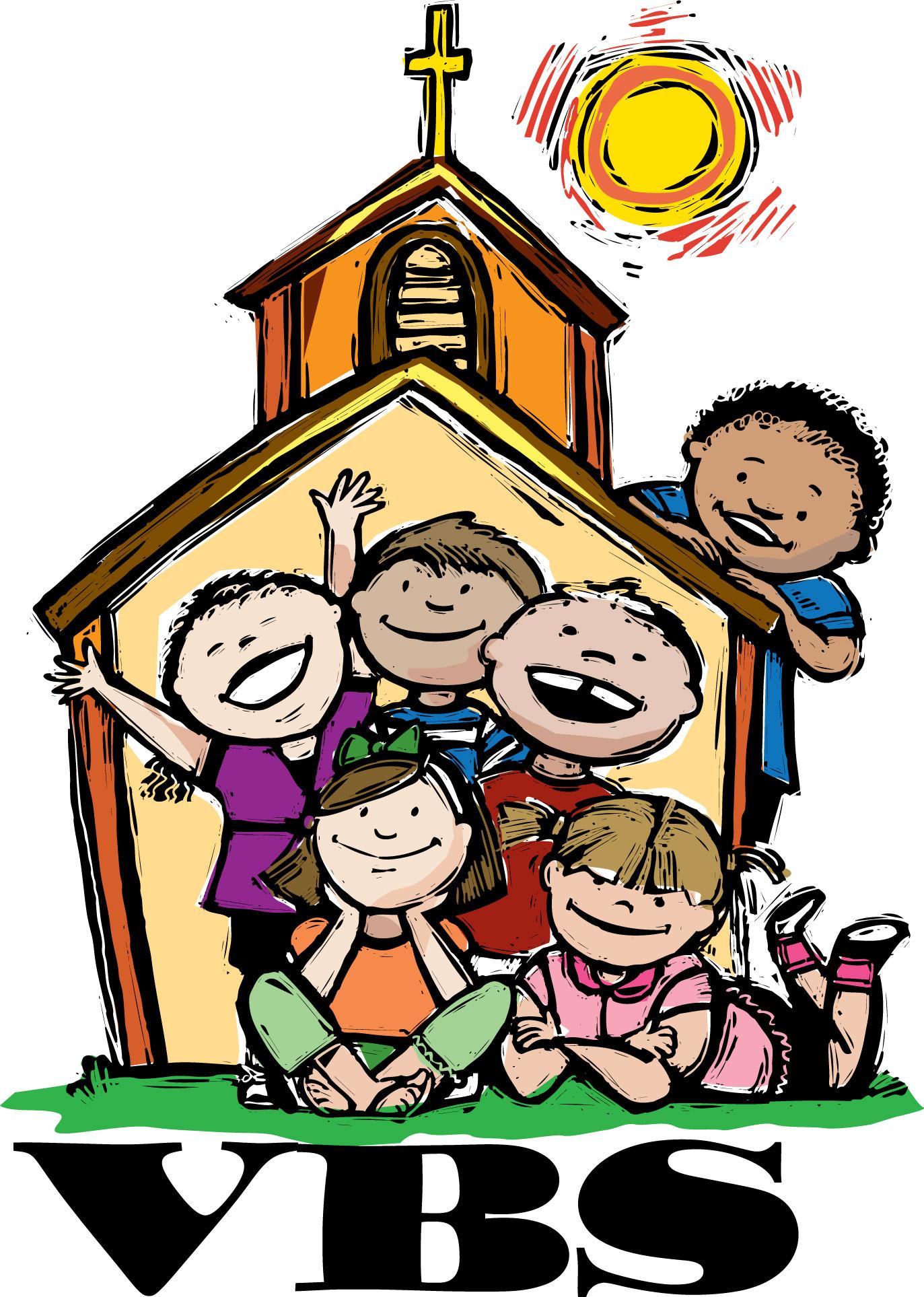 Sunday School Clip Art Clipar - Vbs Clipart