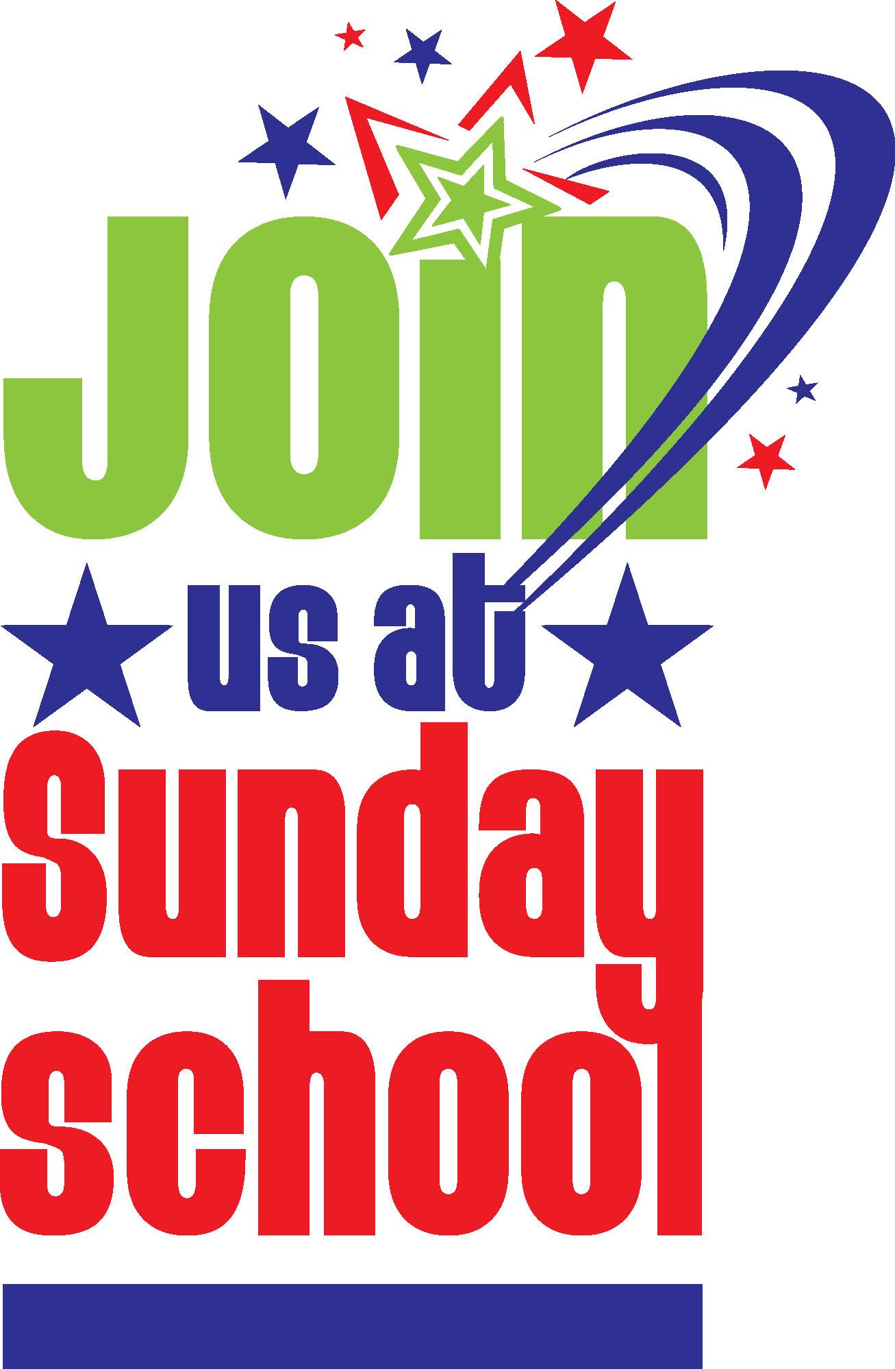 sunday school clipart
