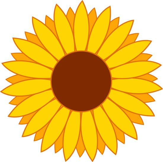 sunflower clip art | Happy Bright Yellow-sunflower clip art | Happy Bright Yellow Sun Flower-13