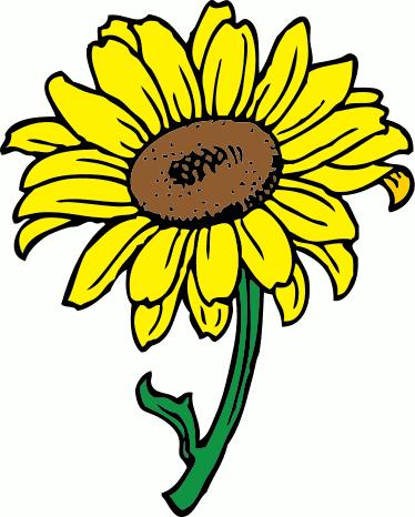 Sunflower Clip Art-Sunflower Clip Art-4