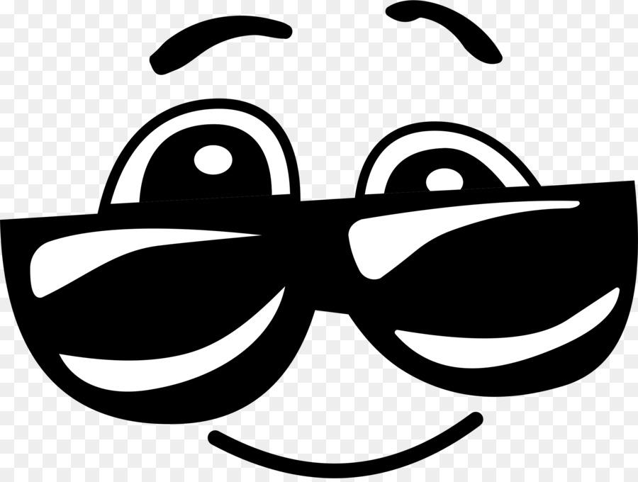 Smiley Sunglasses Emoticon Clip art - sunglasses emoji