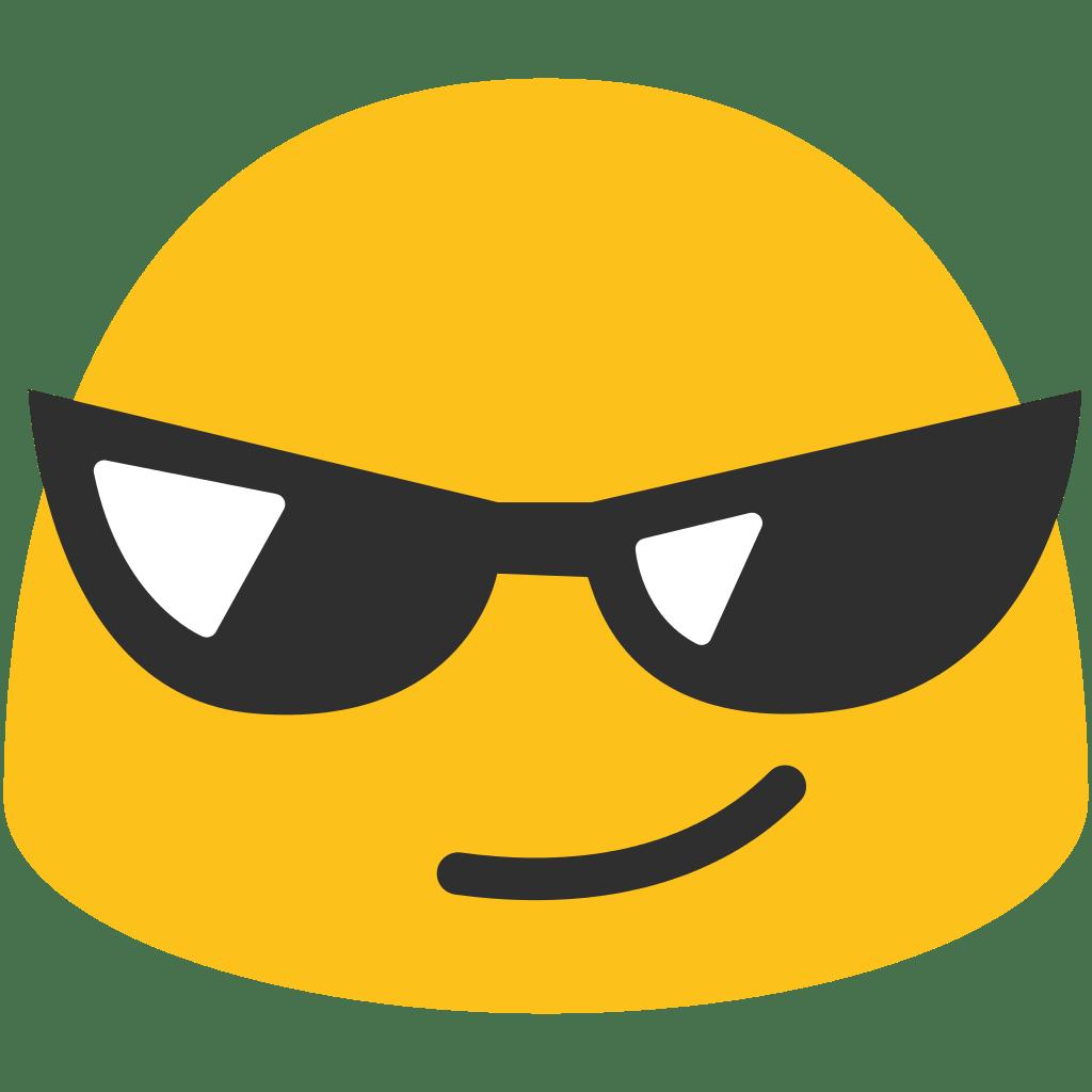 Sunglasses Emoji-Sunglasses Emoji-16