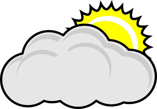Sunny Weather Clipart-sunny weather clipart-0