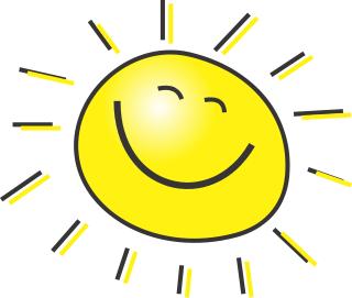 Sunny Weather Clipart-sunny weather clipart-4