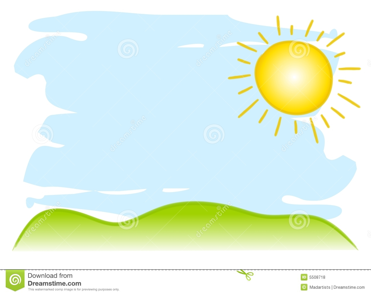 Sunny Clip Art-Sunny Clip Art-8