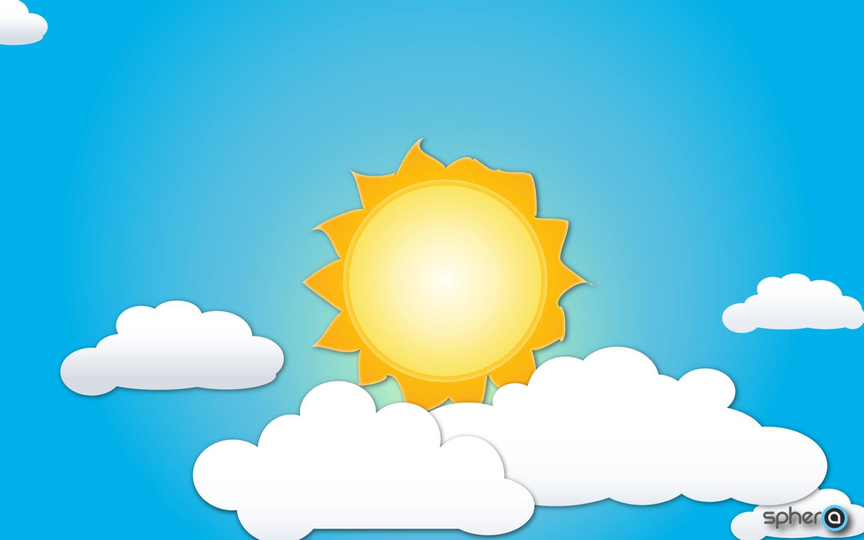Sunny Clipart - Clipart Kid-Sunny Clipart - Clipart Kid-9
