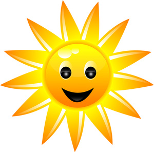 Sunshine Happy Face Clip Art Free Cliparts That You Can Download