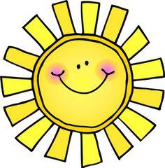 Sunshine on cliparts
