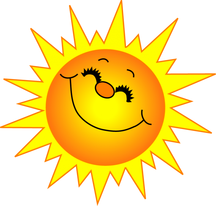 Sunshine sun clipart black and white free clipart images