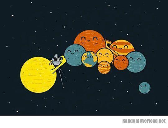 Süpeeerrrr! solar system .