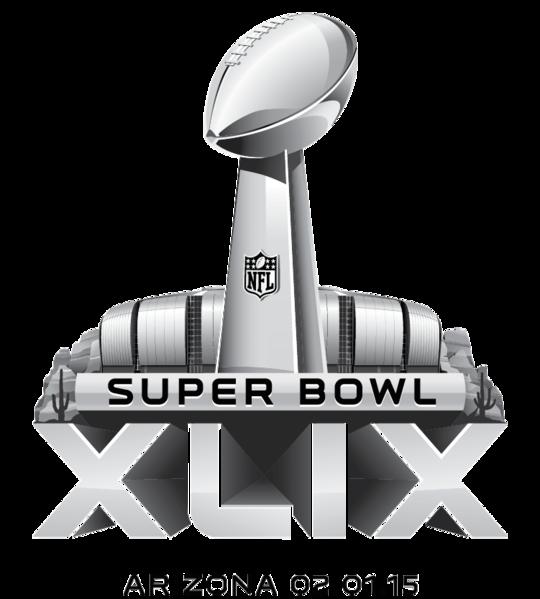Super Bowl Xlix Arizona Febru - Super Bowl Clip Art Free