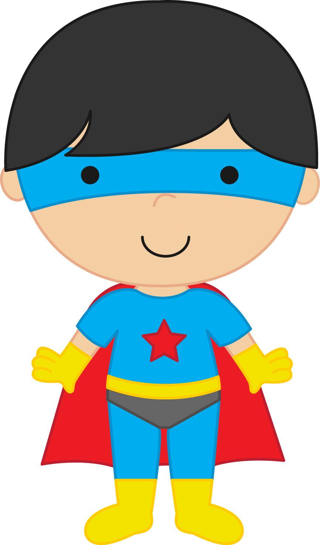 Super Boy Clipart