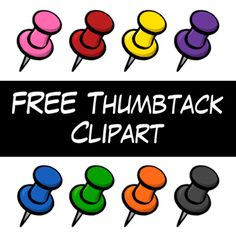 Super cute FREE Thumbtack .-Super cute FREE Thumbtack .-10