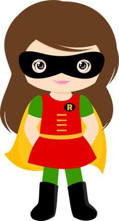 Super Girls Minus More Robin Hood Girls -Super Girls Minus More Robin Hood Girls Minus Superheroes Jr Super-6