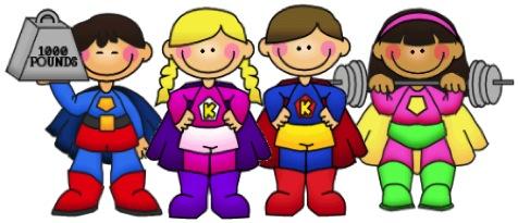 Super Hero Clip Art - .-Super Hero Clip Art - .-18