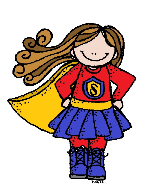 Super Hero Clipart Images Clipart Best