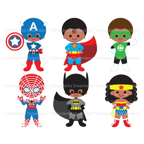 Super Hero Super Hero Clip Ar - Superhero Clip Art Free
