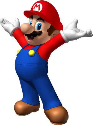 ... Super Mario Clip Art - clipartall ...