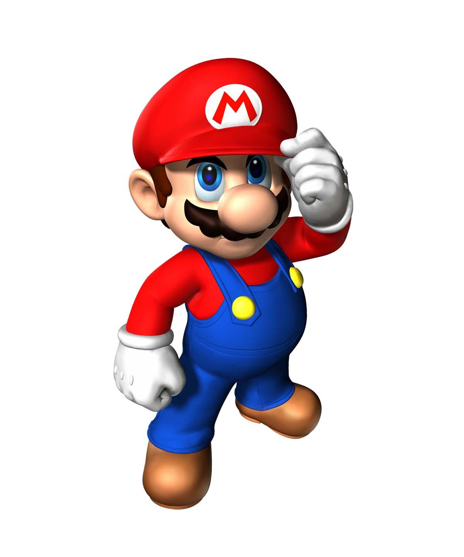 Super Mario Clipart-Clipartlook.com-1200