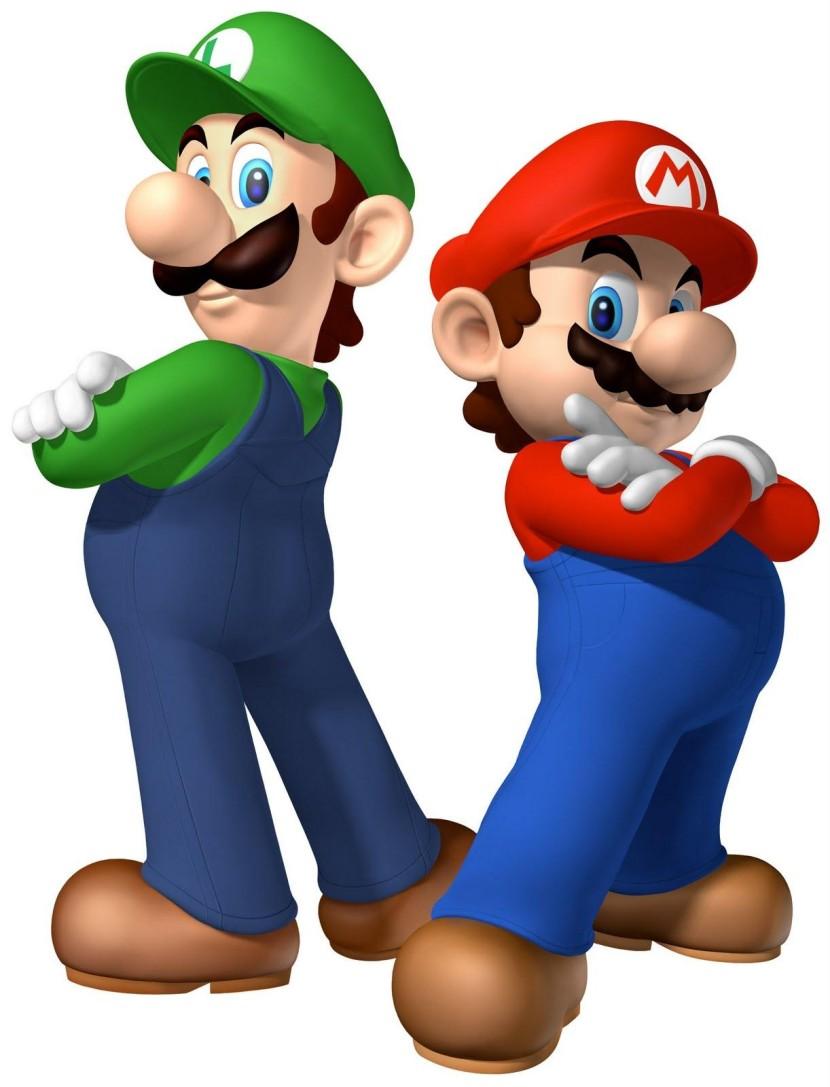 Super Mario Clipart Free Clip .