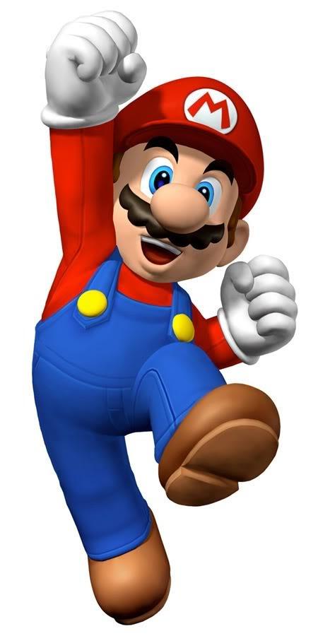 Super Mario Clip Art