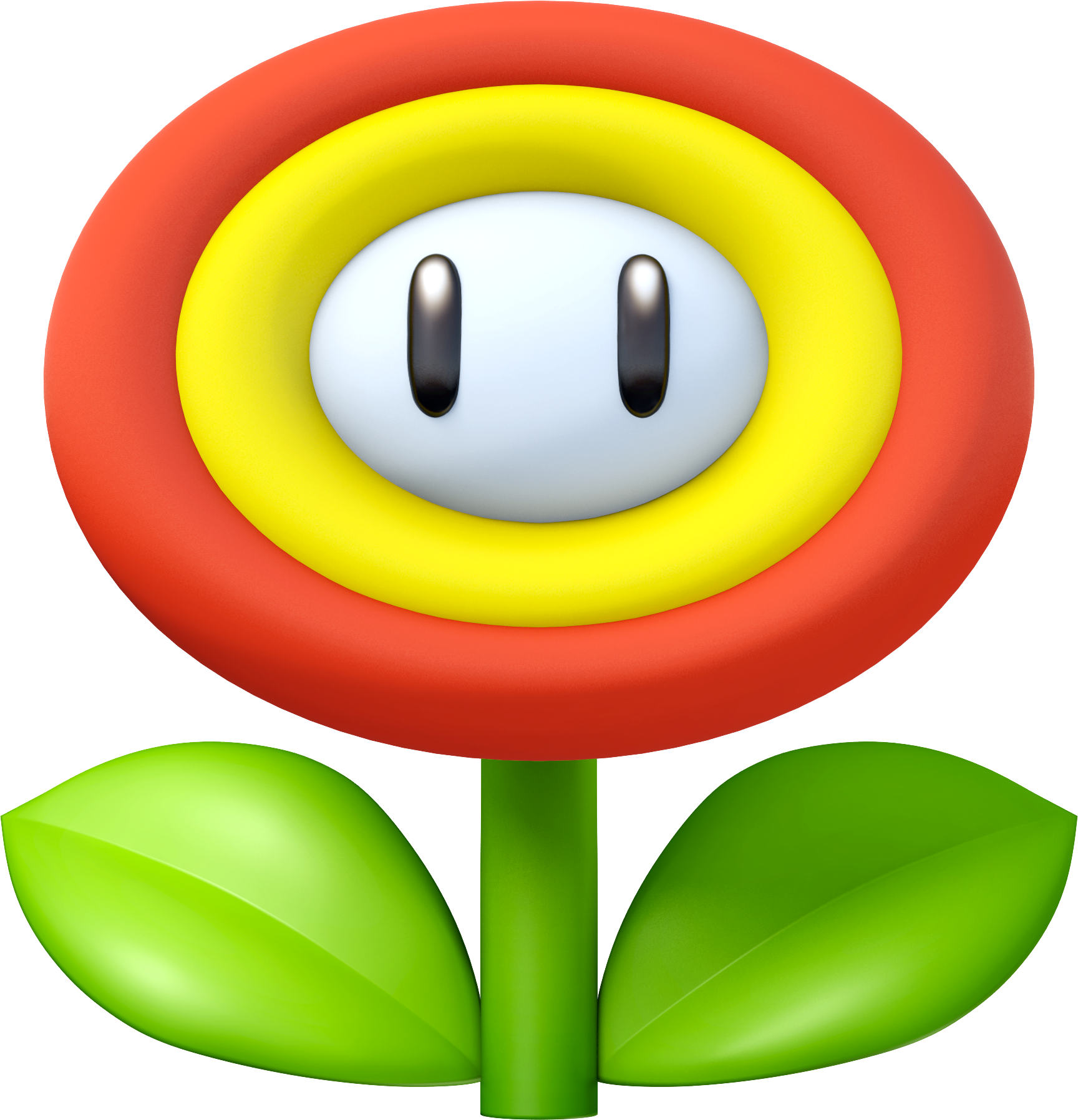 Super Mario Clipart flower