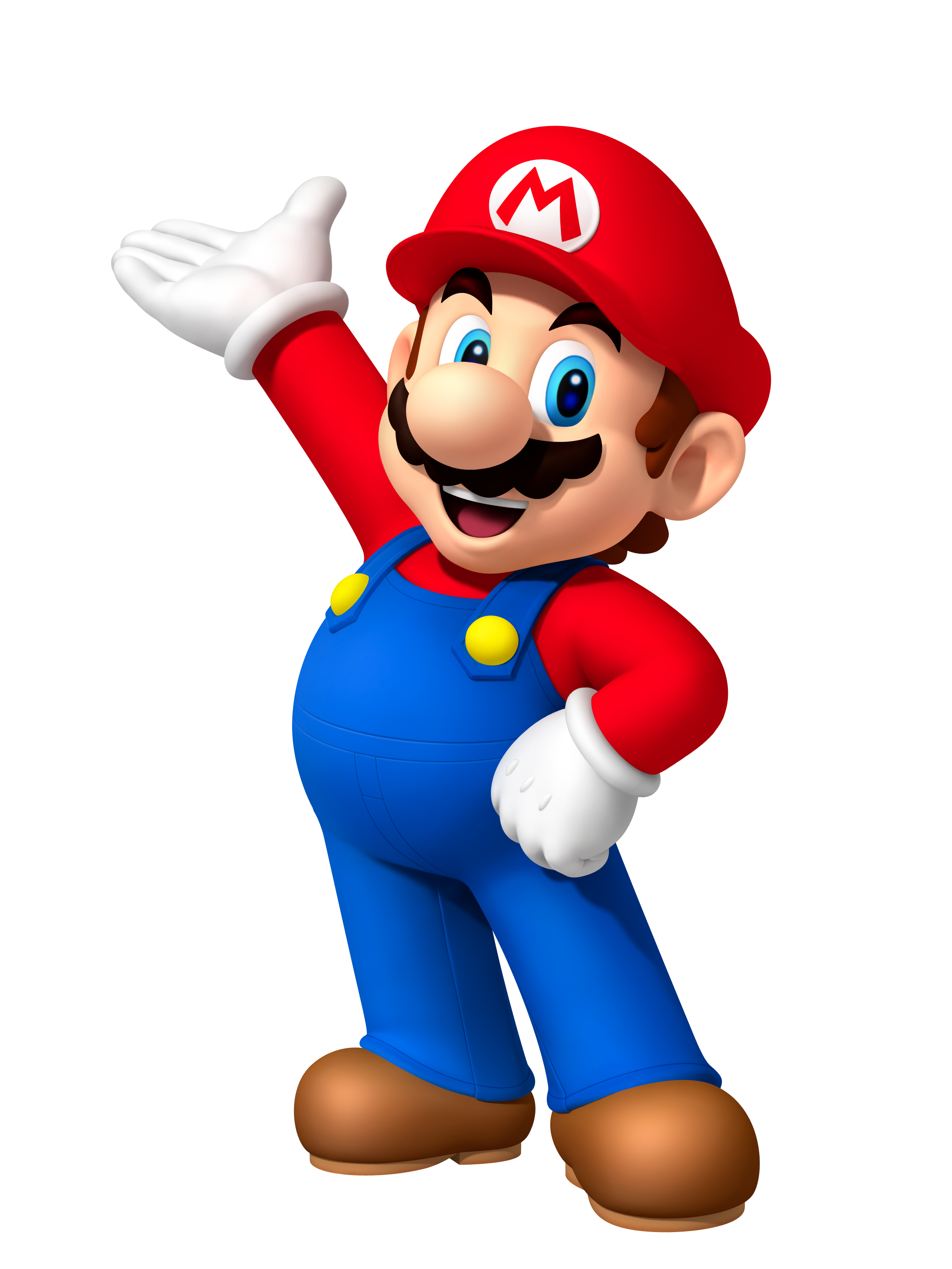 super mario - Large clip art for cut out