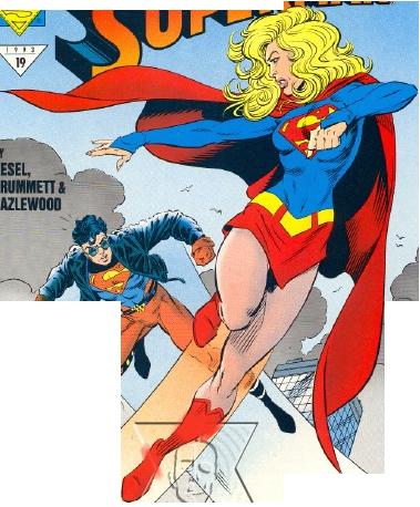 ... Supergirl Clip Art ...-... Supergirl Clip Art ...-8