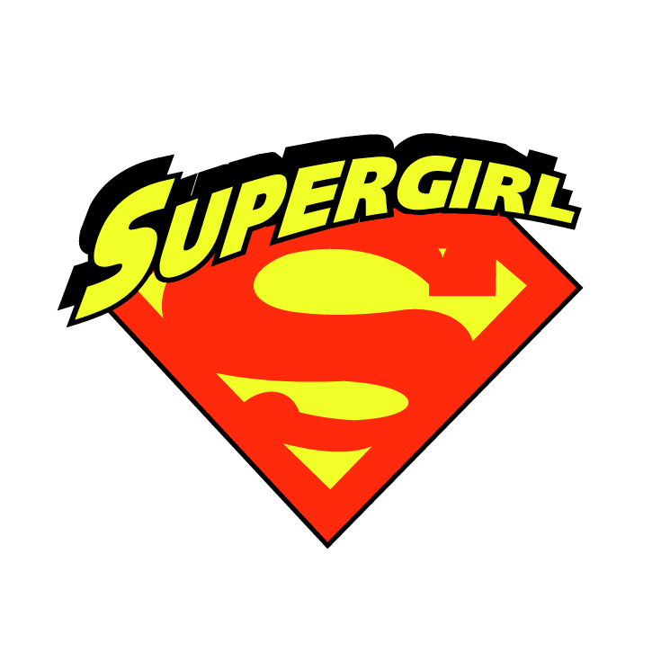 free vector Supergirl - Supergirl Clipart