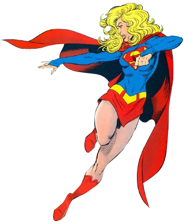 Supergirl Clipart-Clipartlook