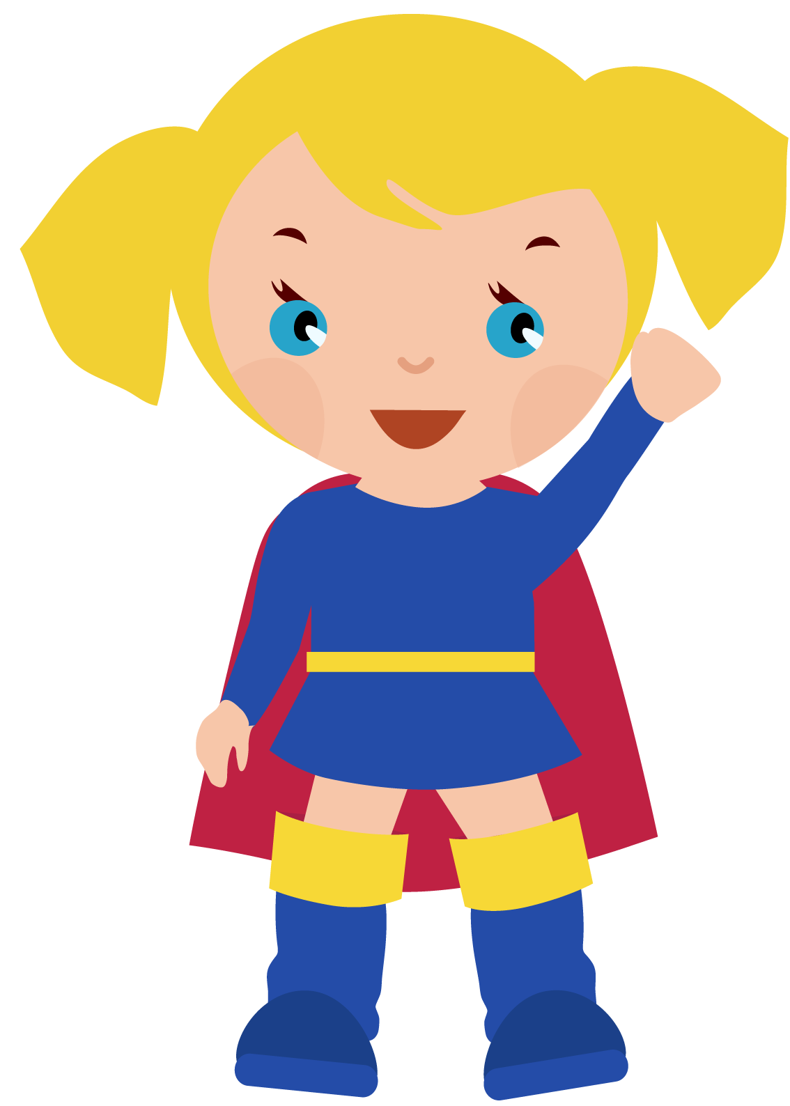 Supergirl Free Clipart #1 - Supergirl Clipart