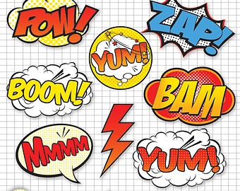 Superhero Clip Art Digital Fil Es Png Fi-Superhero Clip Art Digital Fil Es Png Files Clip Art Hero Comic Book-15