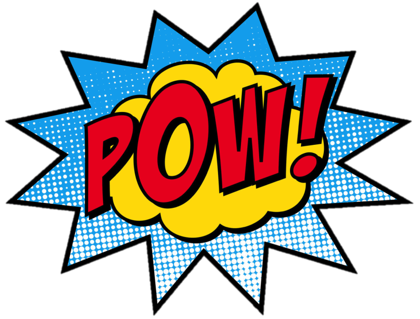 Free Superhero Clipart For Te