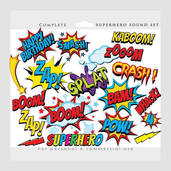 Superhero Clipart Comic Book Clip Art Super Heroes Cityscape