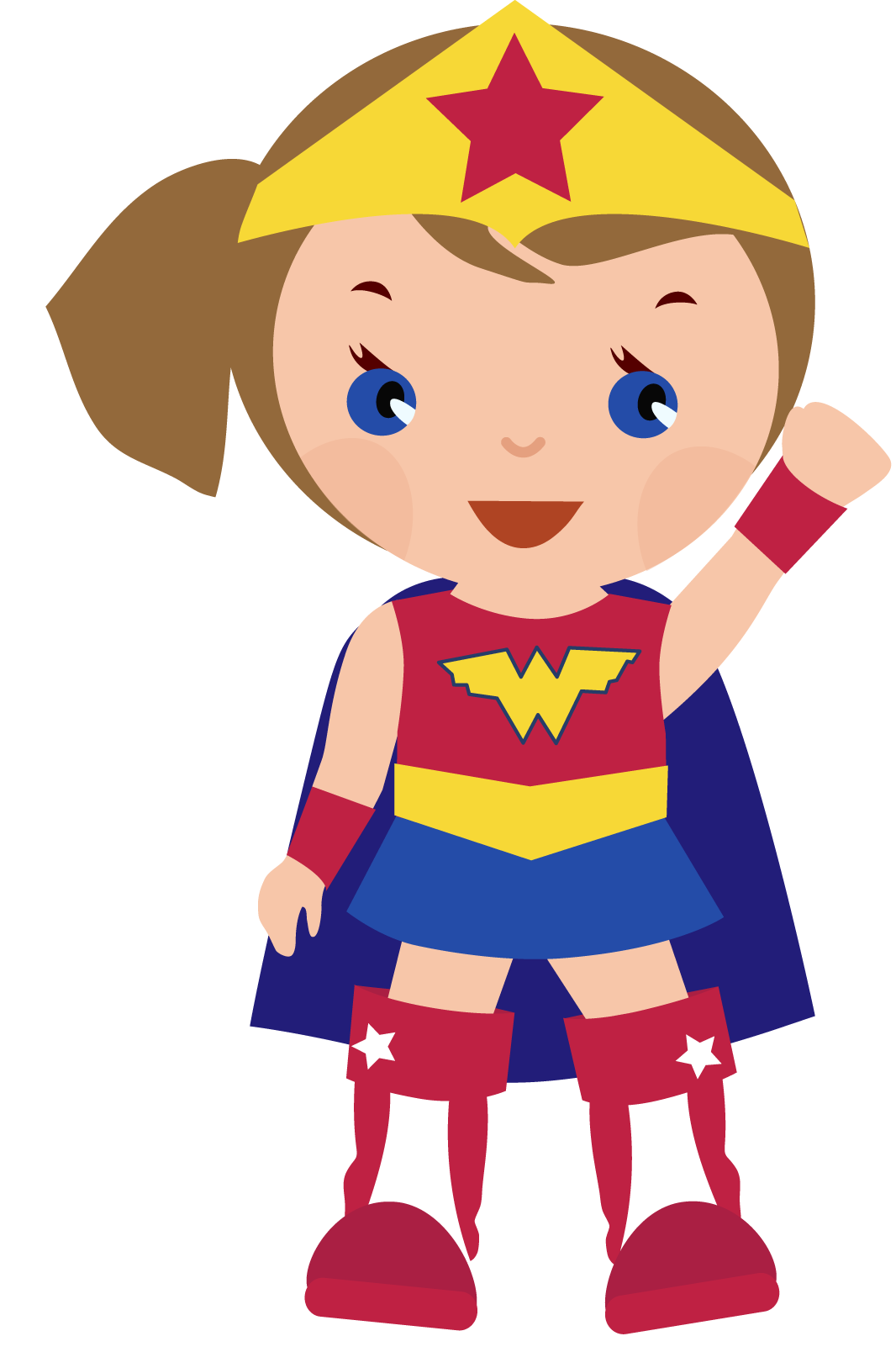 Superhero girl super hero clip art free -Superhero girl super hero clip art free clipart images clipartcow-8