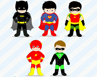 Superhero Images Free Cliparts Co