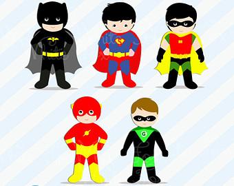 Superhero Images Free Clipart - Superhero Clip Art Free