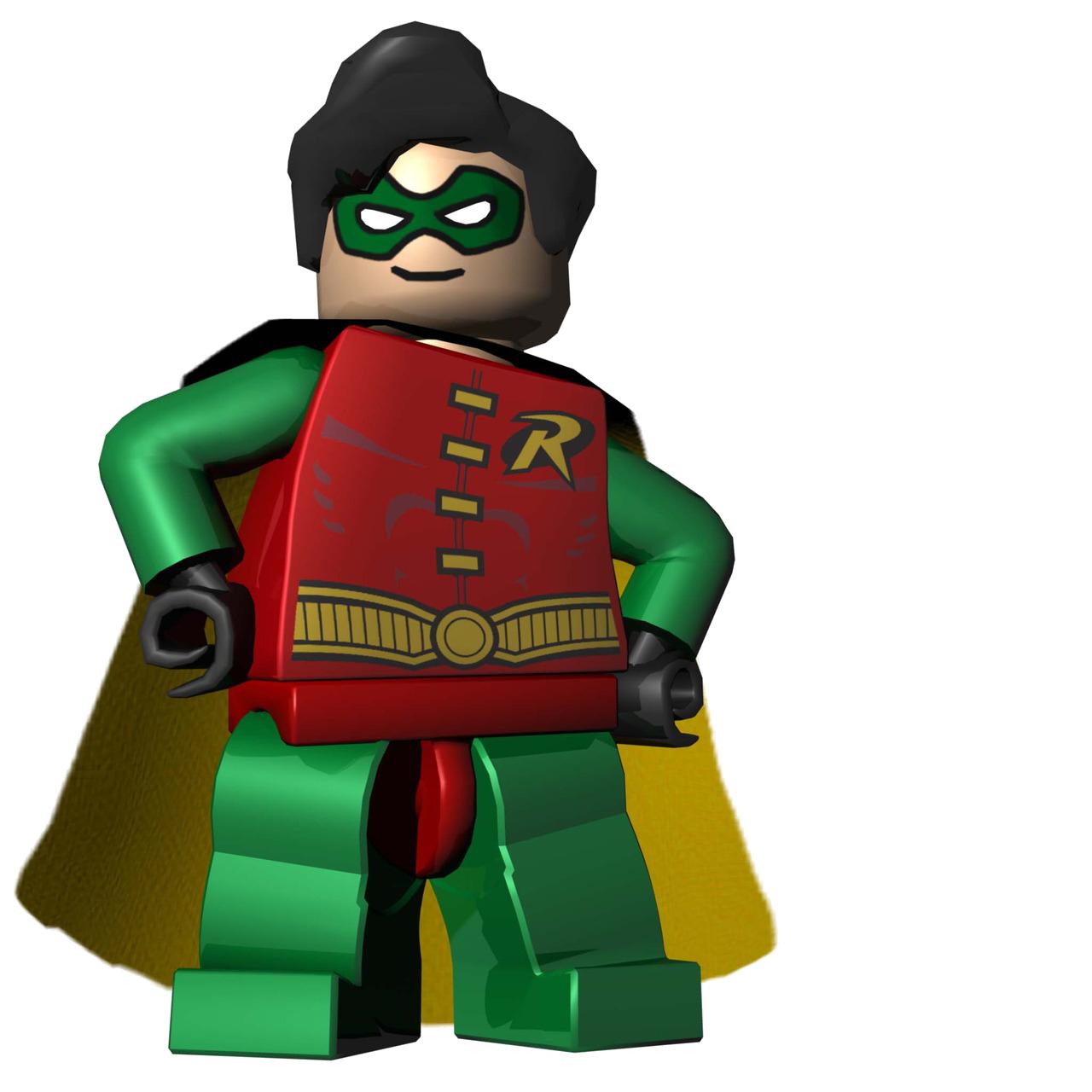 Superhero Robin Clipart-Clipartlook.com-1280