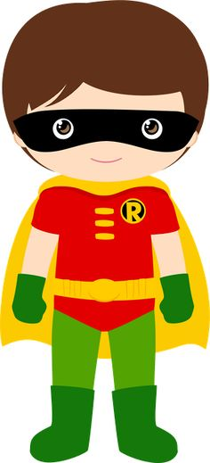 Selma De Avila Bueno (selmabuenoaltran) - Minus clipartlook.com. Superhero Silhouette Superhero PartySuperhero ClipartSuperman PartyRobin ClipartLook.com