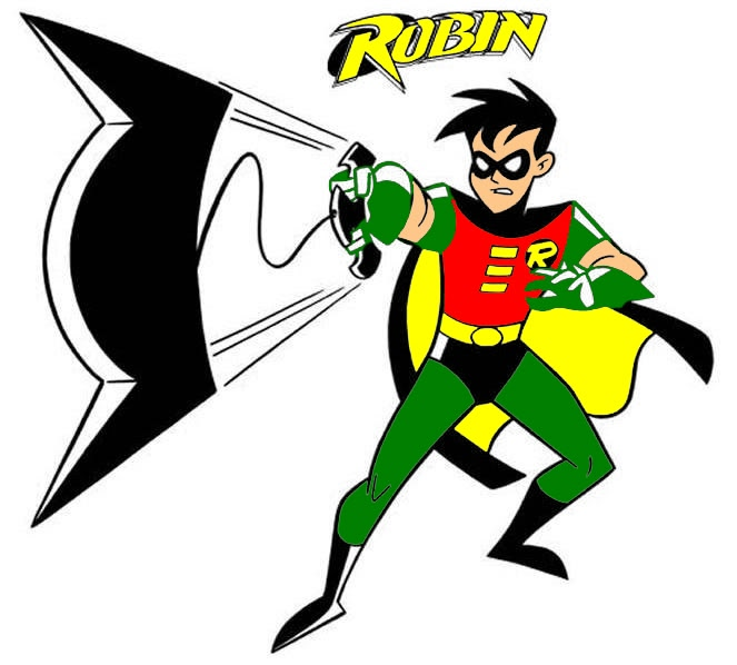 The New Batman Adventures - Robin - Tim Drake by MitchThe1Soul ClipartLook.com